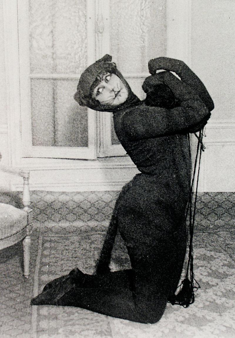 Colette Bataclan ça grise chatte