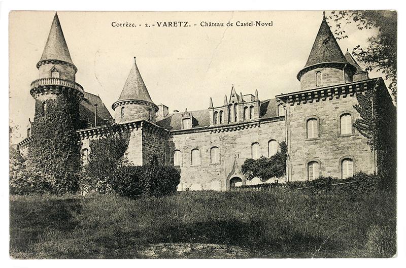 Colette Castel Novel Corrèze